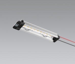 LED door lamp for professional cooking equipment